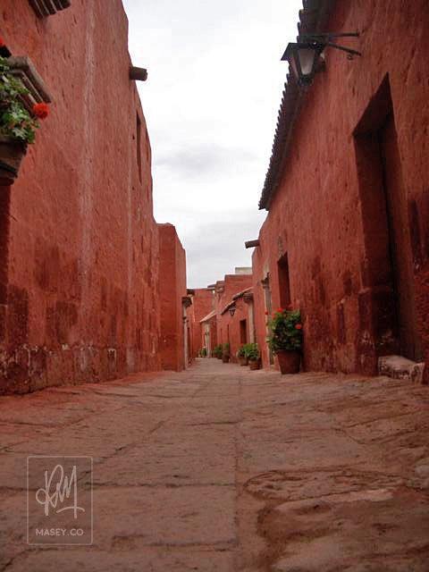 Convent of Santa Catalina, Arequipa