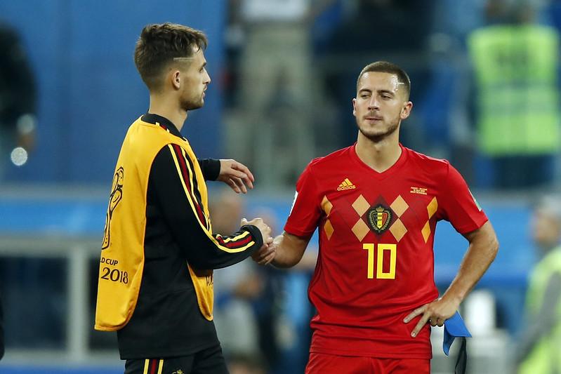 揮別準決賽失利,比利時季軍戰將全力求勝。(AFP授權)