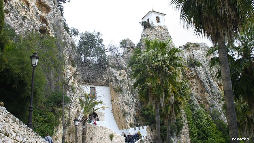 vistas de la ermita