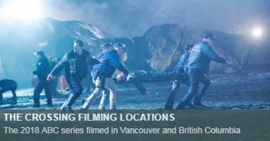 Where is the crossing filmed