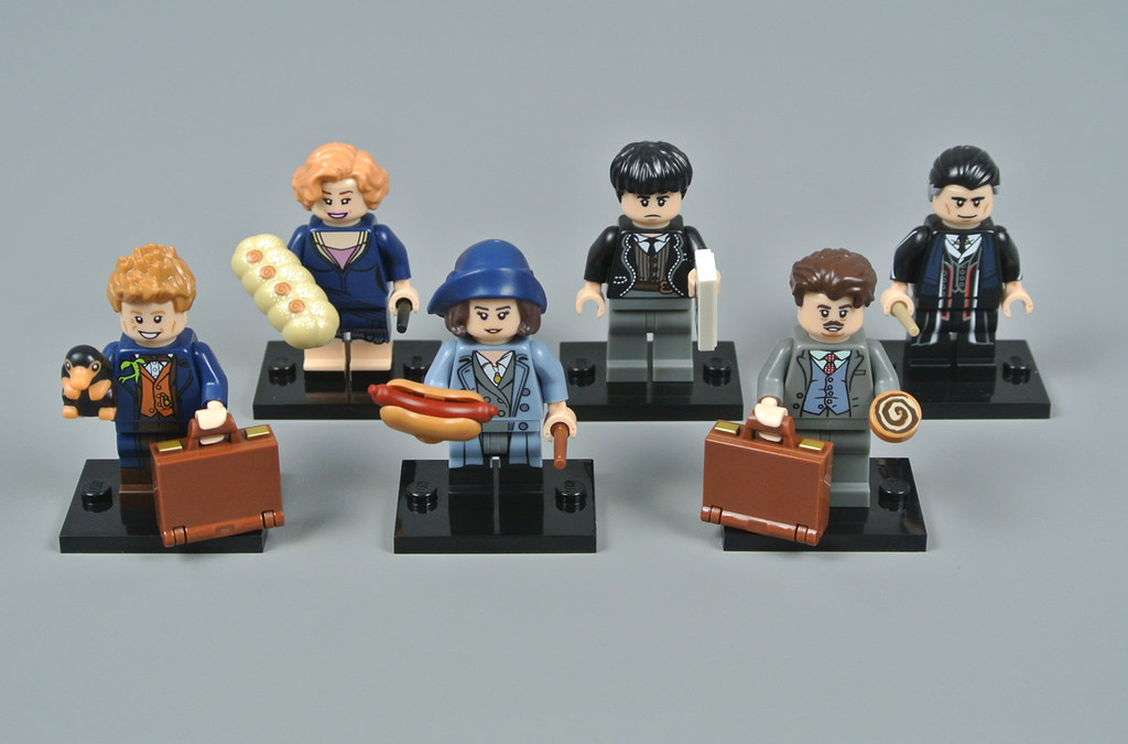 Lego Collectable Minifigures 71022 Lego Minifigures Harry Potter