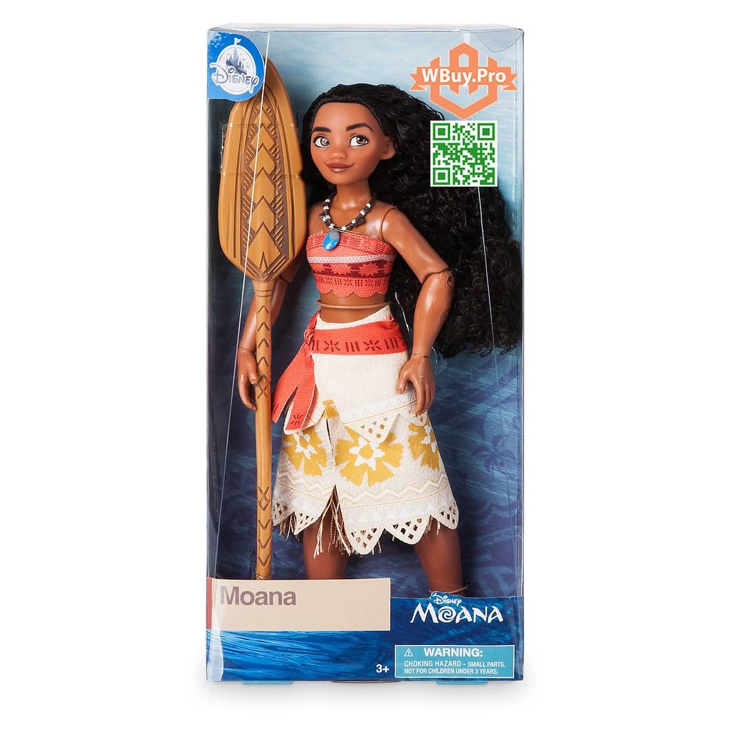 Búp bê Disney Moana Classic Doll - 30 cm