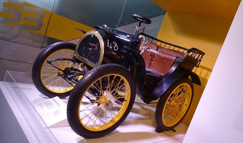 Renault Type A 1898 , la première Renault ????? 41849622010_4c65c07148_c
