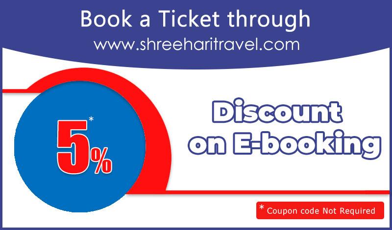 Shree Hari Travels-Responsive PopUp  Banner