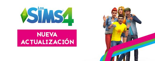 Versión 1.46 de Los Sims 4