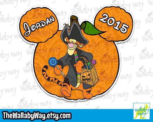 halloween pumpkin mickey head tigger pirate disney vacat flickr rh flickr com Winnie the Pooh Clip Art Winnie the Pooh Clip Art