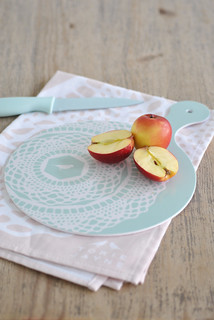 Opal Blue 'Maisy' chopping board | by toriejayne
