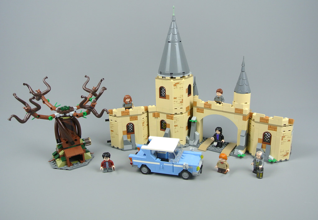 Lego Harry Potter 75953 Hogwarts Whomping Willow Review