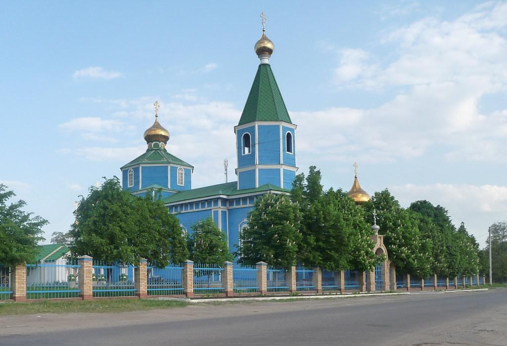 Современный вид Петропавловского храма