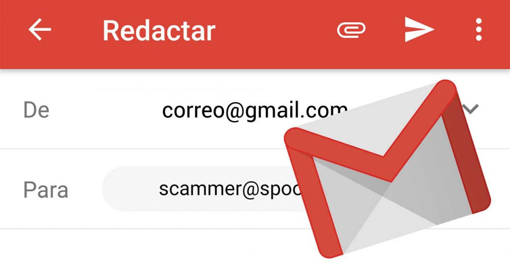 spoofing-correo-gmail