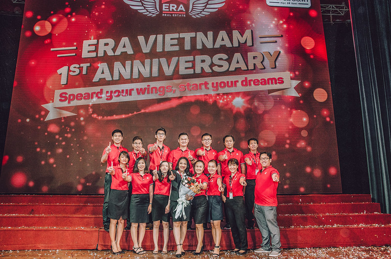 ERA Vietnam - 1st Anniversary team Ability