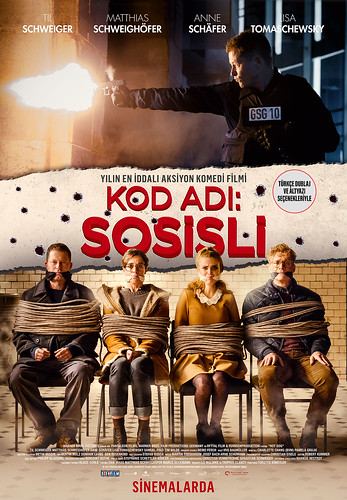 Kod Adı: Sosisli - Hot Dog (2018)
