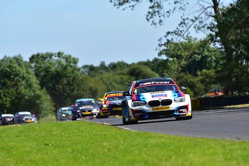 Robert Collard, BMW 125i M Sport, British Touring Car Championship, Croft 2018