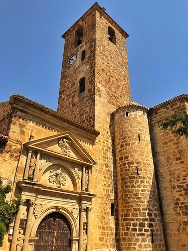 Iglesia de Nuestra Señora de la Asunción (Yeste, Sierra del Segura y Alcaraz)