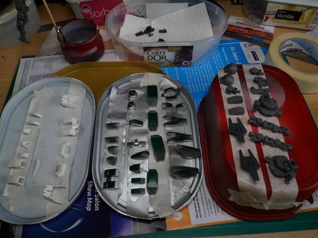 Défi moins de kits en cours : Diorama figurine Reginlaze [Bandai 1/144] *** Nouveau dio terminée en pg 5 - Page 2 43575940361_02e9519171_z
