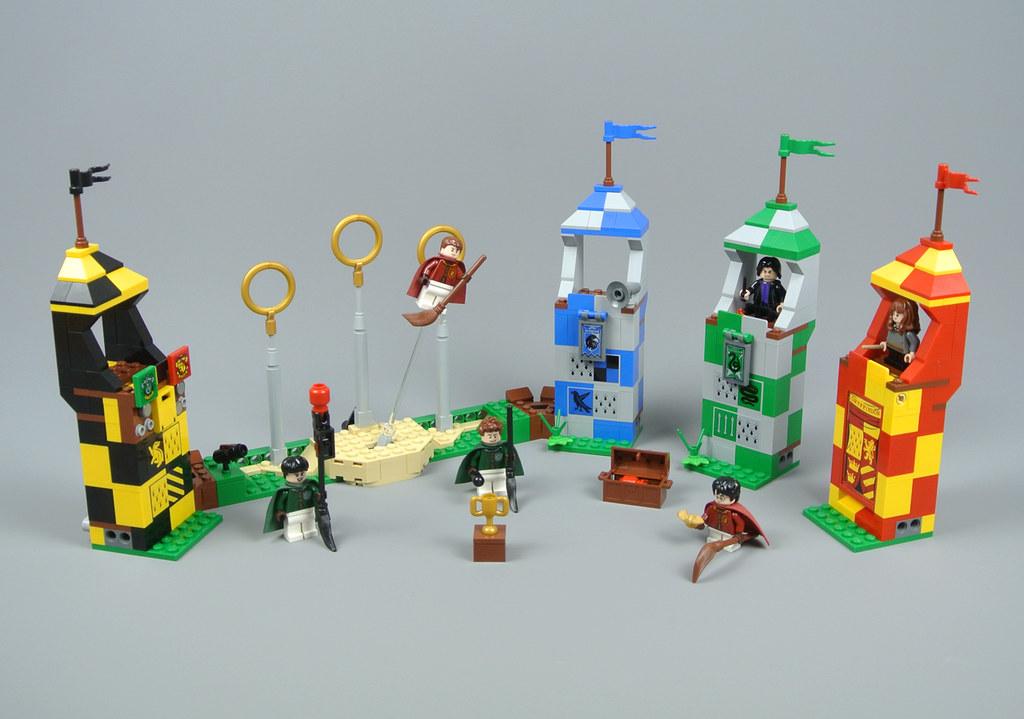 Quidditch field lego