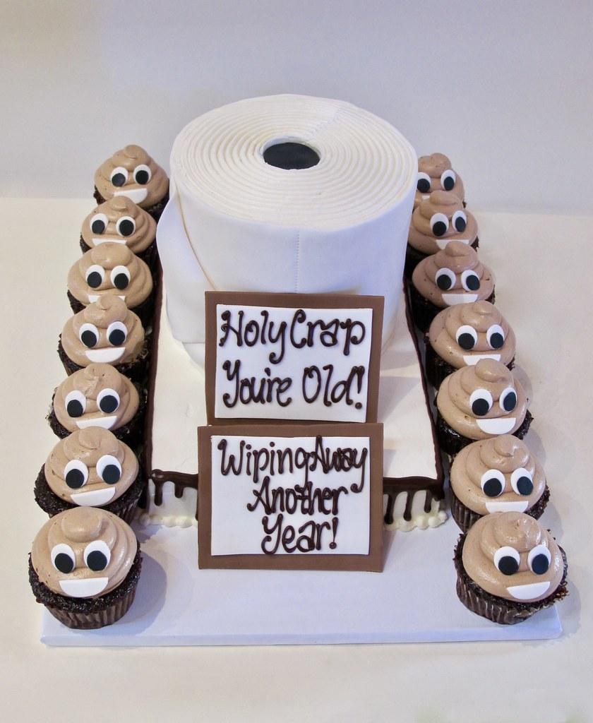 Poop Emoji Cupcakes With Cake 301298 Creative Cakes