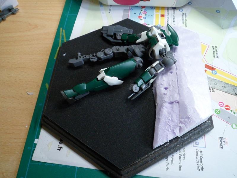 Défi moins de kits en cours : Diorama figurine Reginlaze [Bandai 1/144] *** Nouveau dio terminée en pg 5 28512559307_70bb195ed5_c