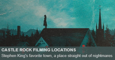Castle Rock Filming Locations