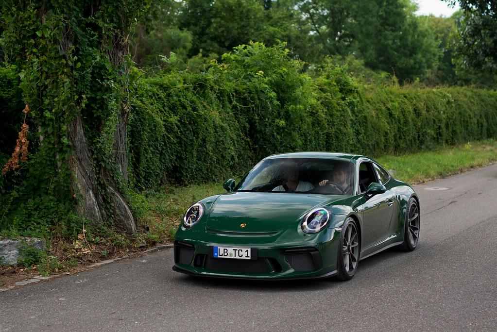 2018 Porsche 911 Gt3 >> Irishgreen.   Porsche 911 GT3 Touring in pts Irish Green   J.B Photography   Flickr