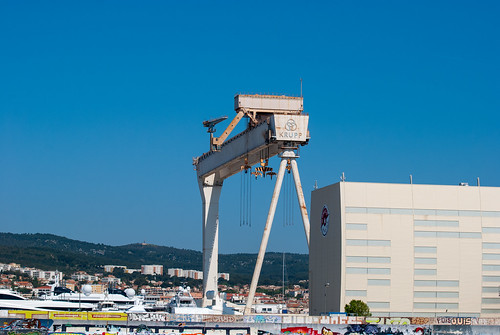 La Ciotat shipyards | by appel