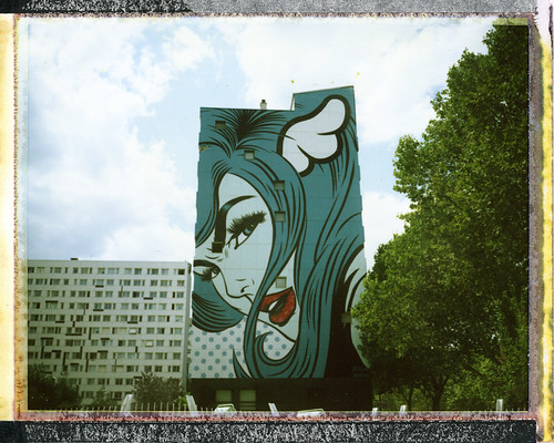 D*Face, Paris 13 | by @necDOT