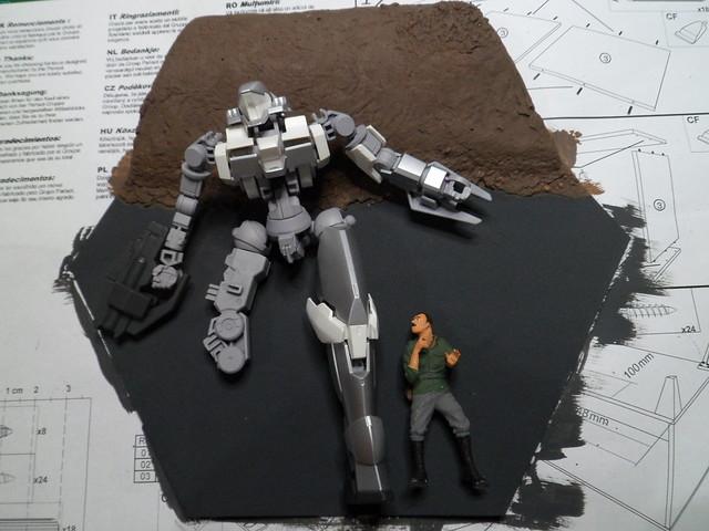 Défi moins de kits en cours : Diorama figurine Reginlaze [Bandai 1/144] *** Nouveau dio terminée en pg 5 - Page 2 42756835895_025fb4d70c_z