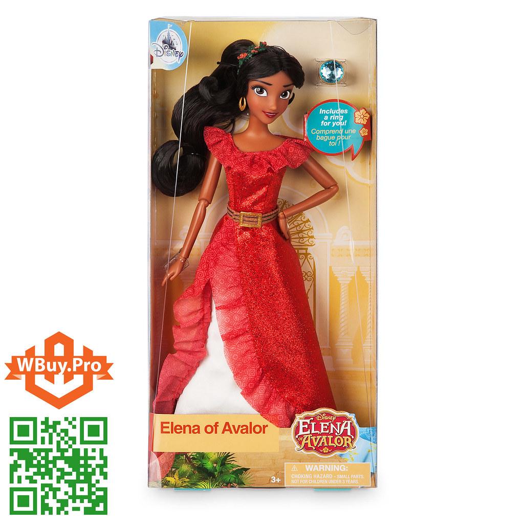 Búp bê Disney Elena