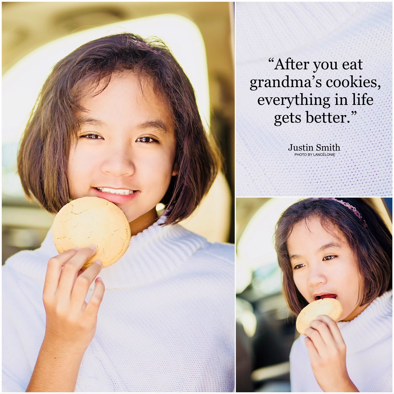 Grandma's sugar cookies by lancelonie