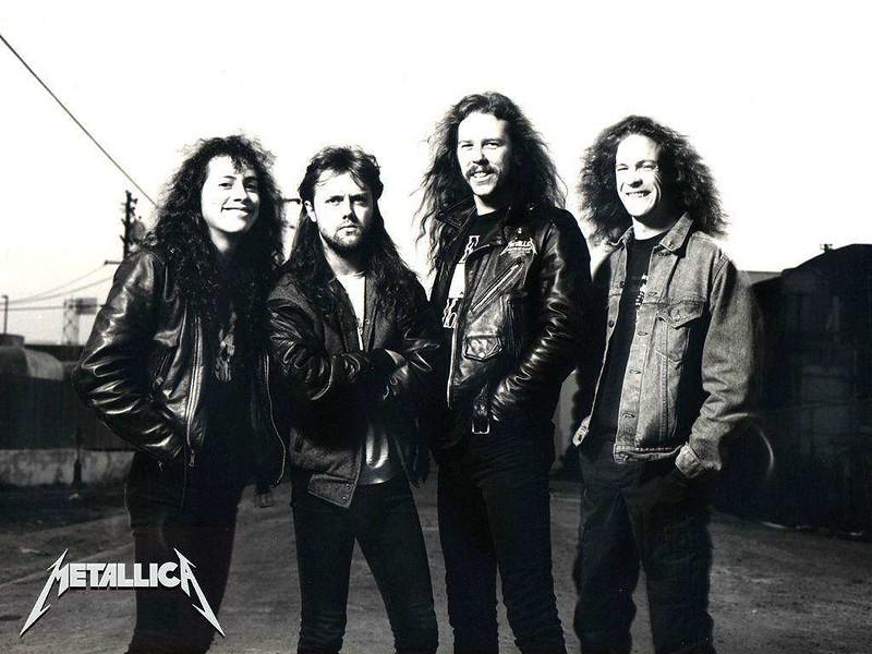 Funfacts về ca khúc Enter Sandman của Metallica