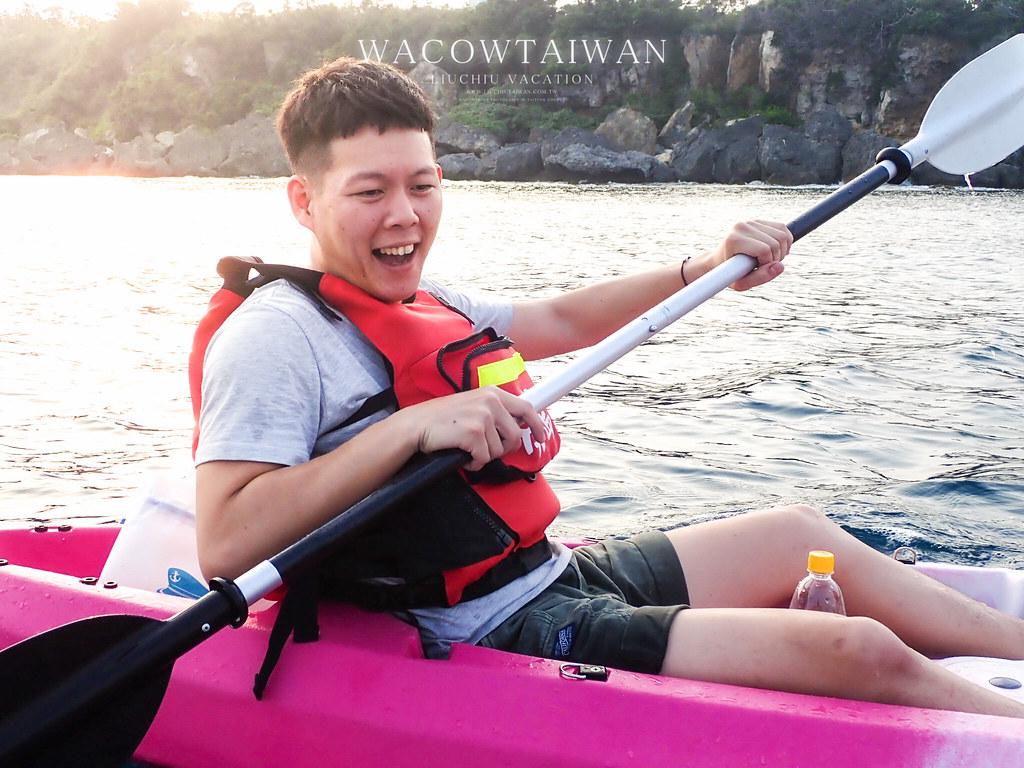 小琉球獨木舟行程推薦