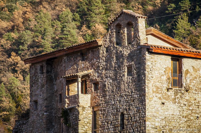 Sant Salvador de la Vedella