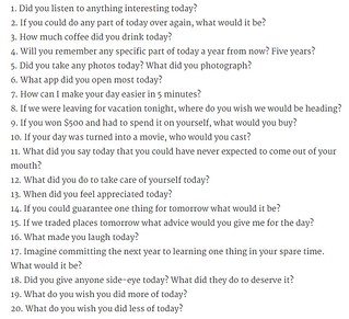 Questions to ask him about love