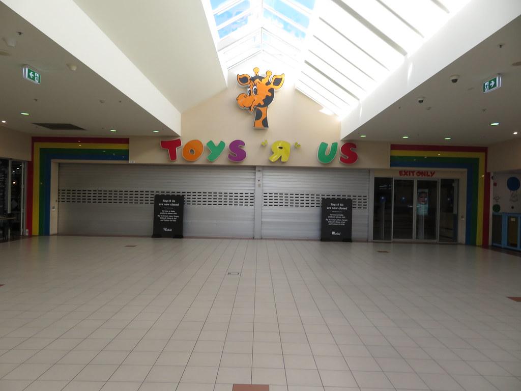 Toys R Us Tea Tree Plus (Modbury) CLOSED | Toys R Us store ...