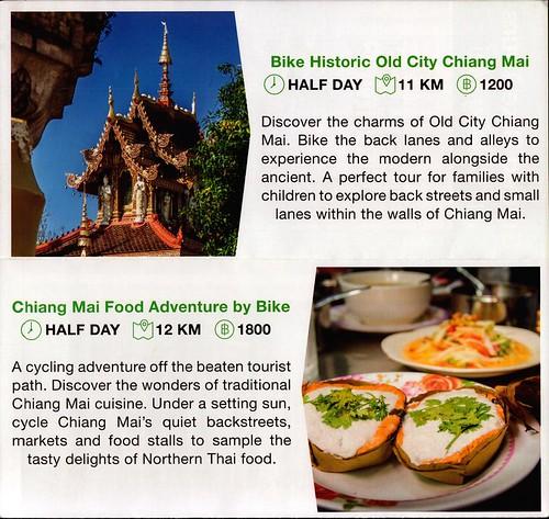 Brochure Grasshopper Adventures Chiang Mai Thailand 2