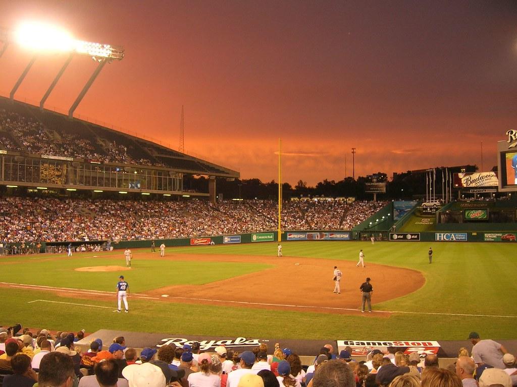 Kansas City Royals Spring Games