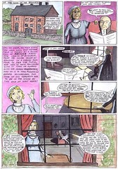 Pride and Prejudice, the comic, page 1 | by ArtGhost