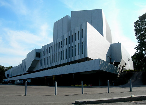 Finlandia Hall, Helsinki | by Philocrites