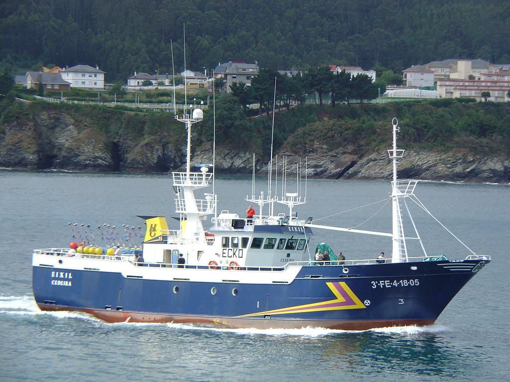 Eixil 040 caracter sticas del buque eixil c digo del - Viveros borrazas ...