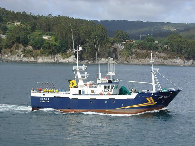 Eixil 047 caracter sticas del buque eixil c digo del b - Viveros borrazas ...