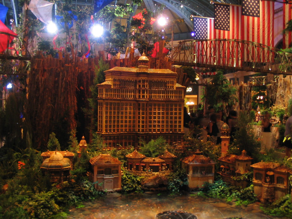 Bellagio Miniature, Bellagio Conservatory and Botanical Ga… | Flickr