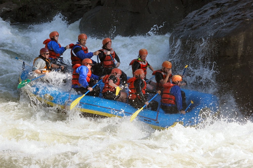 2006 09 17 Upper Gauley River Wv White Water Rafting 08