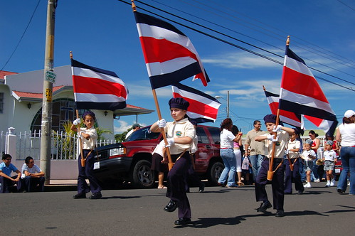 Independence Day in Costa Rica - Flag March 1 | by thombo2
