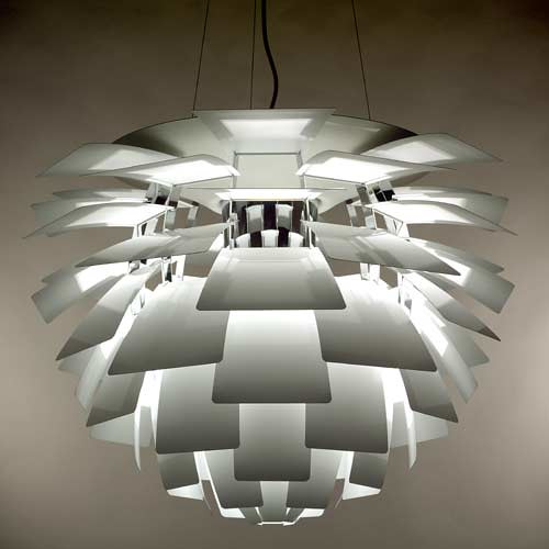 artichoke lamp 1958 designed by poul henningsen and manu flickr. Black Bedroom Furniture Sets. Home Design Ideas