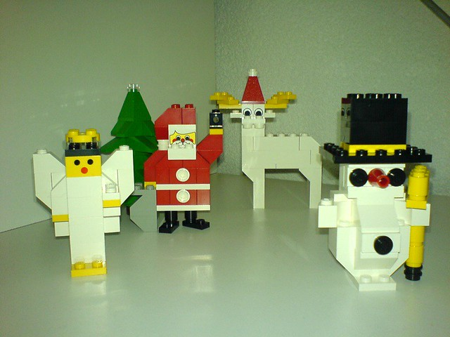 xmas lego | gift to my boyfriend for christmas (he just love… | Flickr