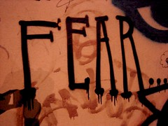 Fear - Graffiti | by Jimee, Jackie, Tom & Asha