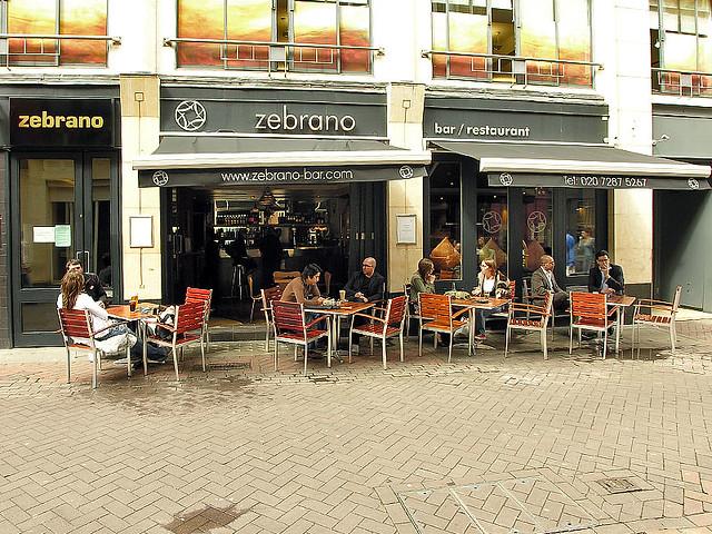 zebrano bar, ganton street, london | Zebrano Bar, London ...