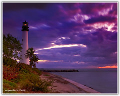 Cape Florida Lighthouse at Dawn | by Michael Pancier Photography