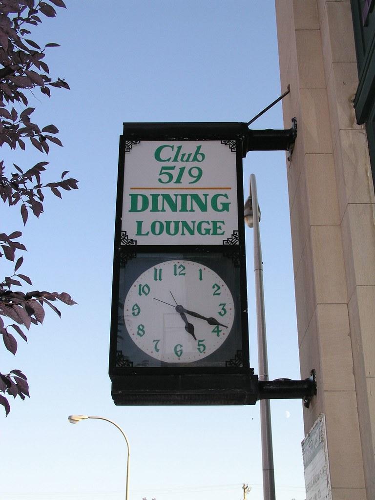 Montana Club Restaurant Menu