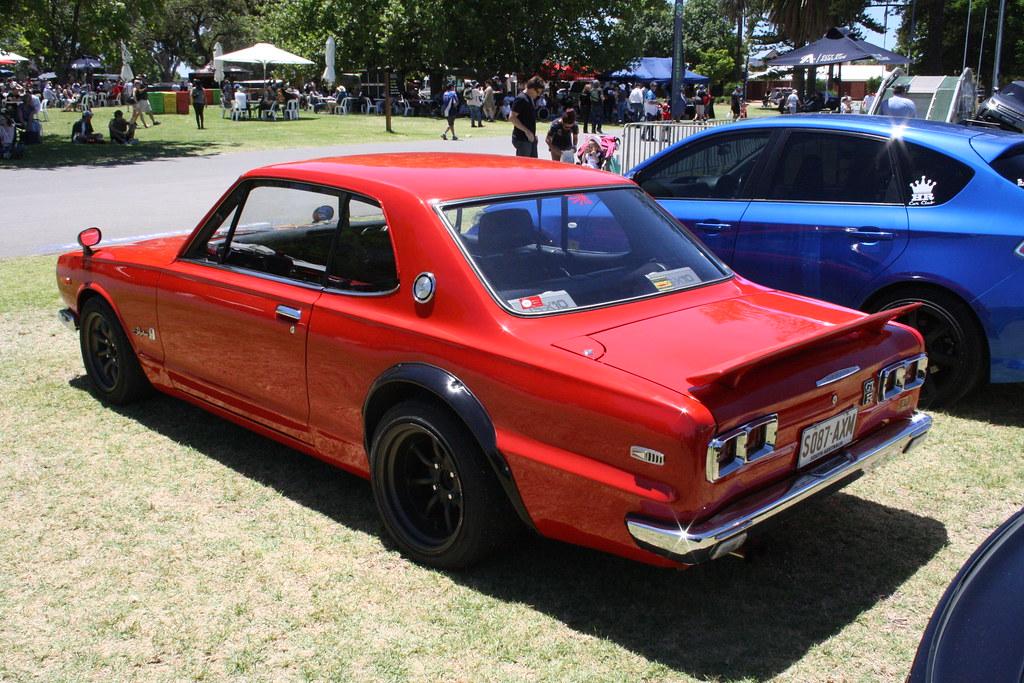 Nissan Skyline Gtr 1st Generation Produced 1969 1972 Ade Flickr